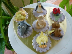 Cupcake Toppers Class