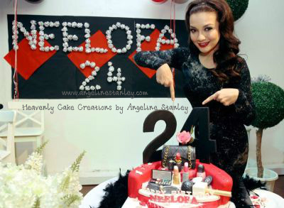 Neelofa 24th Birthday